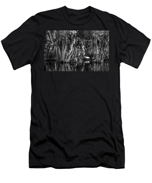 Feeding Time Men's T-Shirt (Athletic Fit)