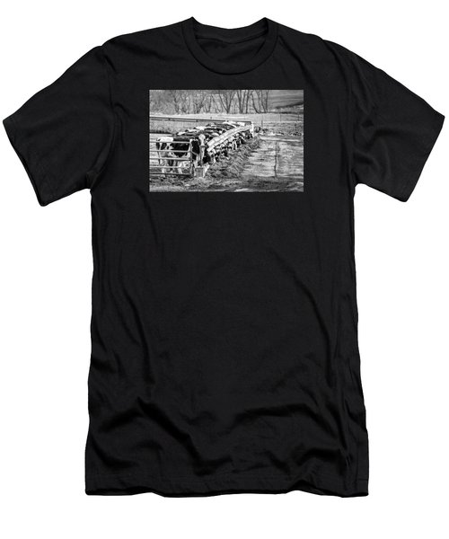 Feedlot Men's T-Shirt (Athletic Fit)