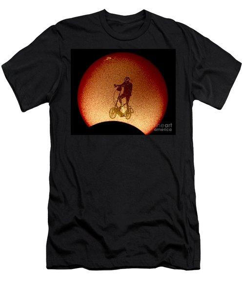 Feel The Burn, Elliptigo Eclipse Men's T-Shirt (Athletic Fit)