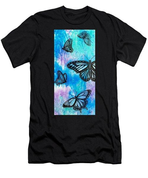 Feeling Free Men's T-Shirt (Athletic Fit)