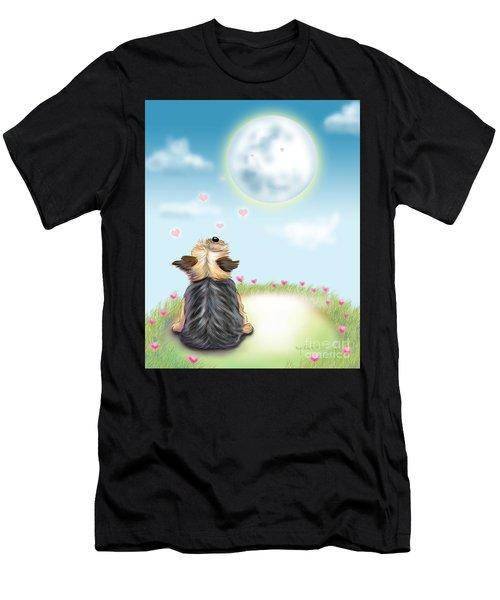 Feeling Love Men's T-Shirt (Athletic Fit)