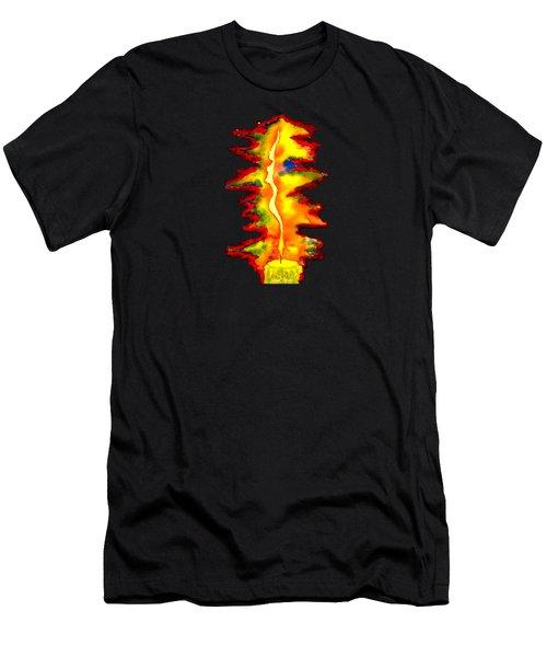 Feminine Light - Apparel Design 1 Men's T-Shirt (Athletic Fit)