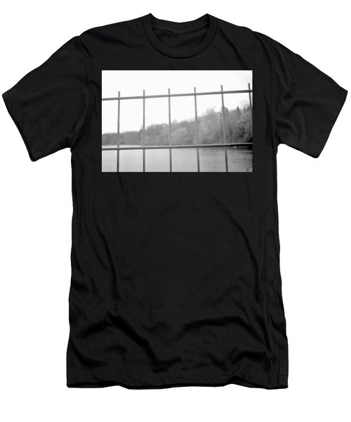 Fence Against Nature Men's T-Shirt (Athletic Fit)