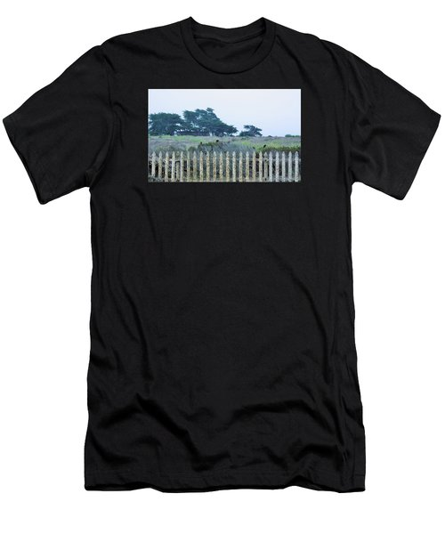 Fenced In Men's T-Shirt (Athletic Fit)