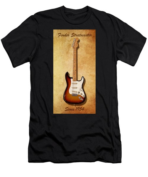 Fender Stratocaster Since 1954 Men's T-Shirt (Athletic Fit)