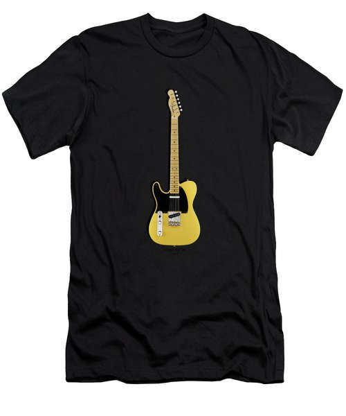 Fender Telecaster Men's T-Shirt (Athletic Fit)