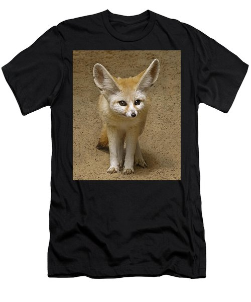 Fennec Fox Men's T-Shirt (Athletic Fit)