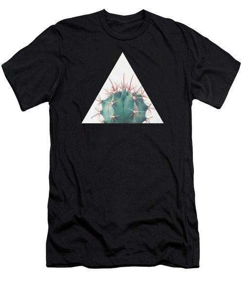 Ferocactus Men's T-Shirt (Athletic Fit)