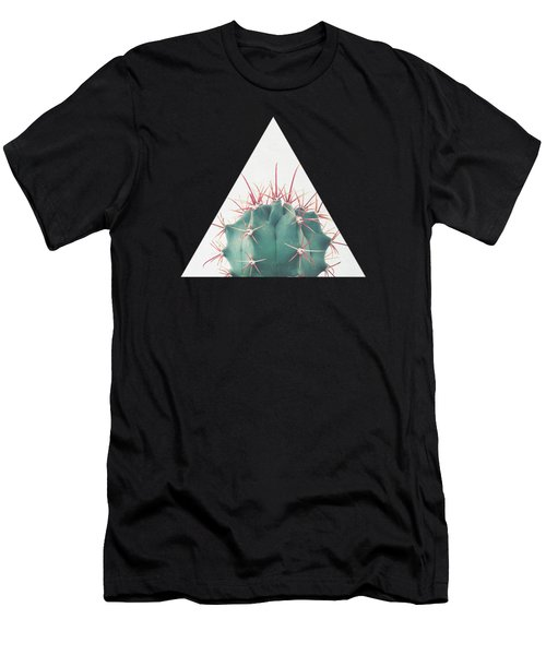 Ferocactus Men's T-Shirt (Athletic Fit)