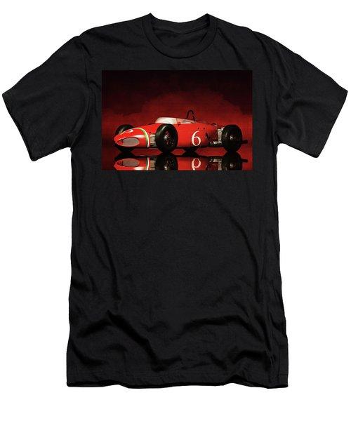 Ferrari 156 Men's T-Shirt (Athletic Fit)