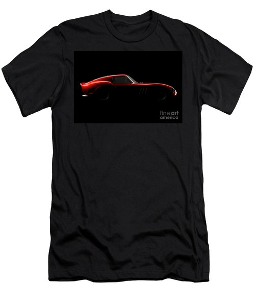 Ferrari 250 Gto - Side View Men's T-Shirt (Athletic Fit)