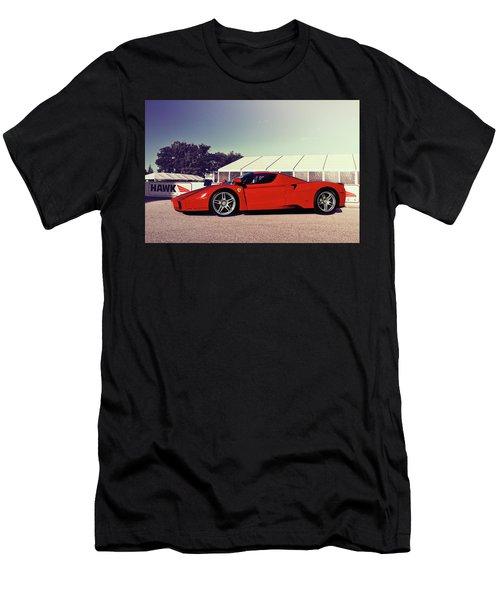 Ferrari Enzo Men's T-Shirt (Athletic Fit)