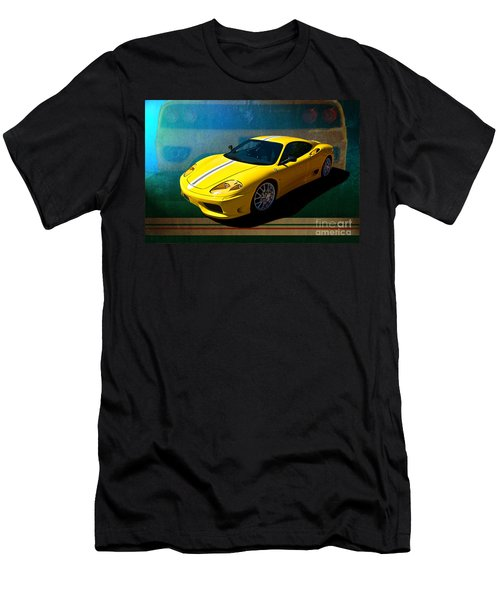 Ferrari F430 Men's T-Shirt (Athletic Fit)