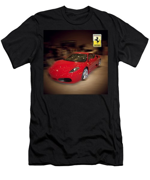 Ferrari F430 - The Red Beast Men's T-Shirt (Athletic Fit)