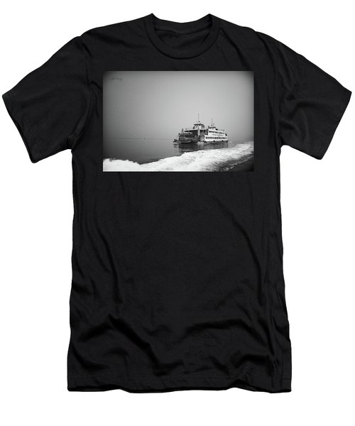 Ferry Men's T-Shirt (Slim Fit) by Joseph Westrupp