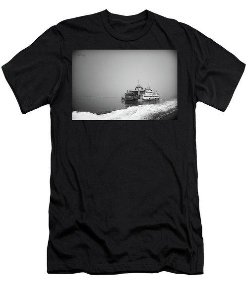 Ferry Men's T-Shirt (Athletic Fit)