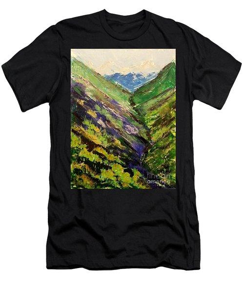 Fertile Valley Men's T-Shirt (Athletic Fit)