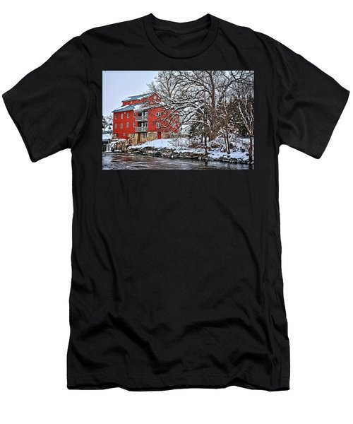 Fertile Winter Men's T-Shirt (Athletic Fit)