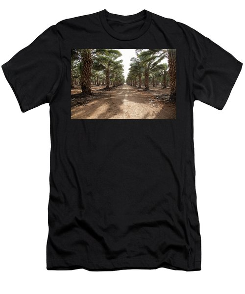 Date Grove #3 Men's T-Shirt (Athletic Fit)