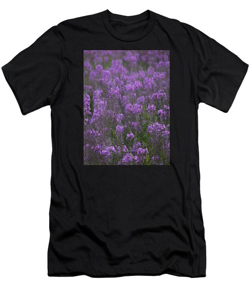 Field Of Fireweed Men's T-Shirt (Athletic Fit)