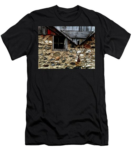 Field Stone Barn Men's T-Shirt (Athletic Fit)