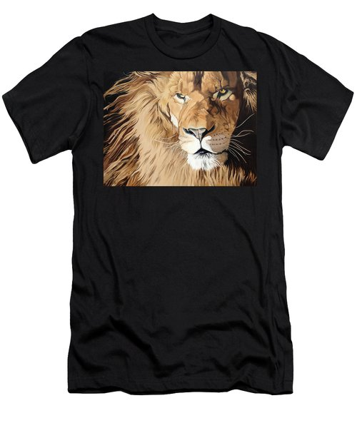 Fierce Protector Men's T-Shirt (Athletic Fit)