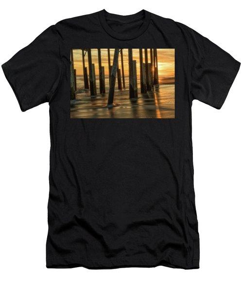 Fiery Kiss Men's T-Shirt (Athletic Fit)
