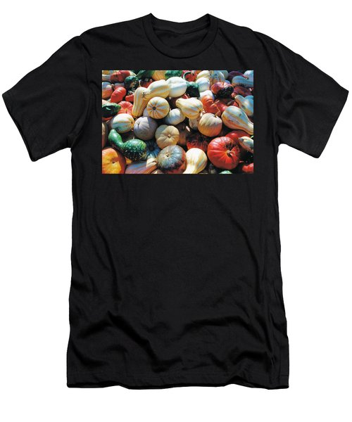 Men's T-Shirt (Slim Fit) featuring the photograph Fiesta by Jan Amiss Photography