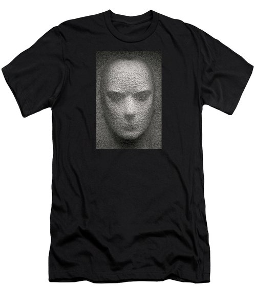Figure In Stone Men's T-Shirt (Athletic Fit)