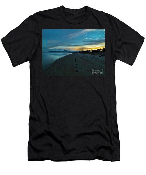 Fiji Dawn Men's T-Shirt (Athletic Fit)