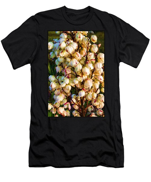 Filled With Joy Floral Bunch Men's T-Shirt (Athletic Fit)