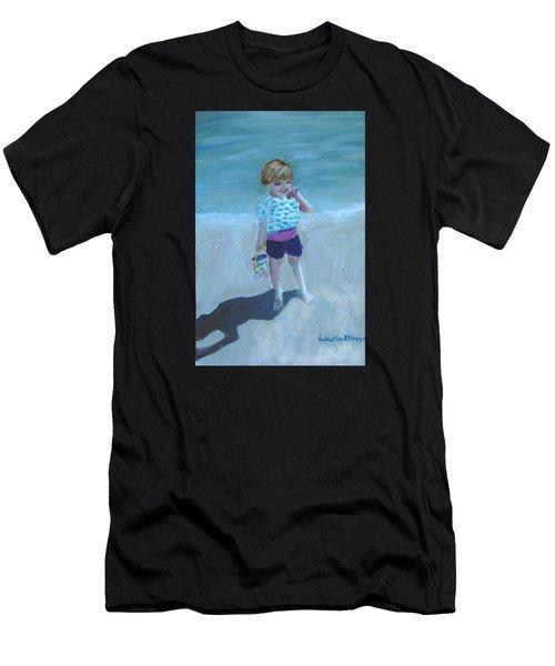 Finding Treasure Men's T-Shirt (Athletic Fit)