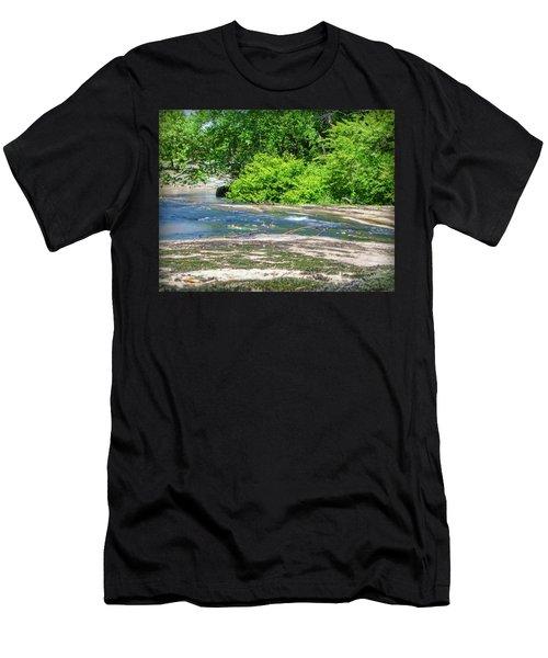Fine Creek No. 3 Men's T-Shirt (Athletic Fit)