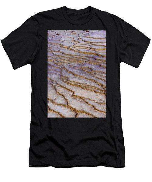 Fingerprint Of The Earth Men's T-Shirt (Athletic Fit)