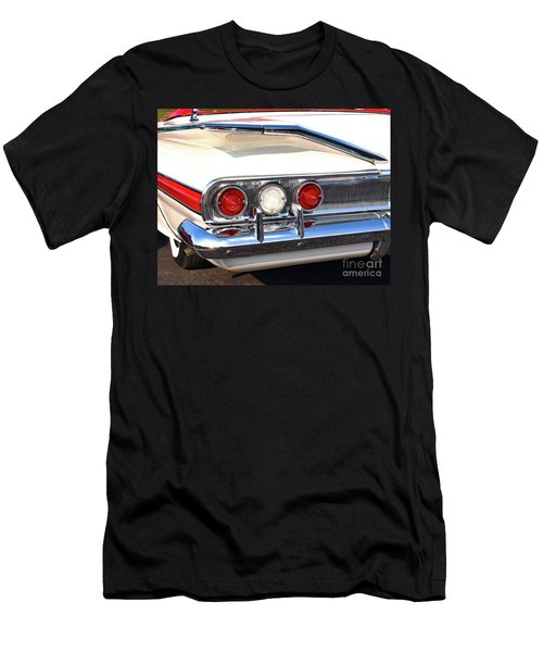 Fins Were In - 1960 Chevrolet Men's T-Shirt (Athletic Fit)
