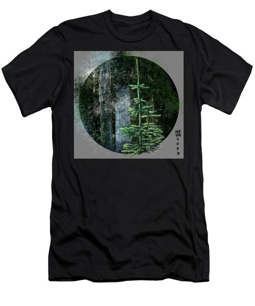 Fir Trees - 3 Ages Men's T-Shirt (Athletic Fit)