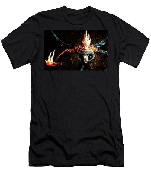 Fire Balrog Men's T-Shirt (Athletic Fit)