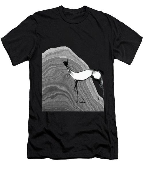 Fire Horse Men's T-Shirt (Athletic Fit)