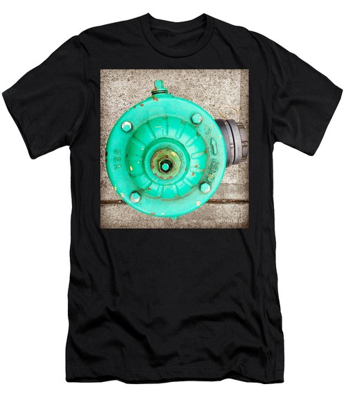Fire Hydrant #6 Men's T-Shirt (Athletic Fit)
