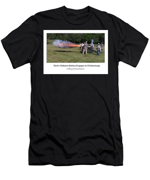 Fire In The Hole  Men's T-Shirt (Athletic Fit)