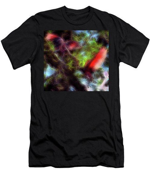 Fire Spirits 5 Men's T-Shirt (Athletic Fit)