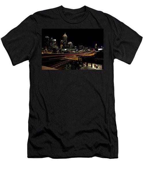 Fire Station Men's T-Shirt (Athletic Fit)