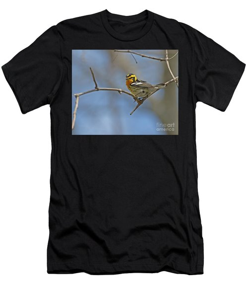 Fire Throat... Men's T-Shirt (Athletic Fit)