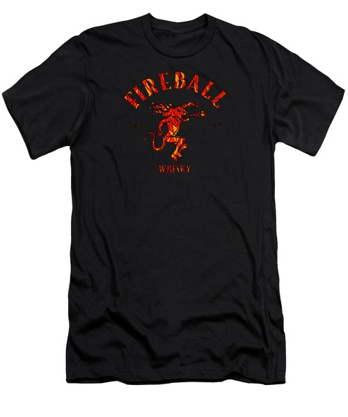 Fireball 1 Men's T-Shirt (Athletic Fit)