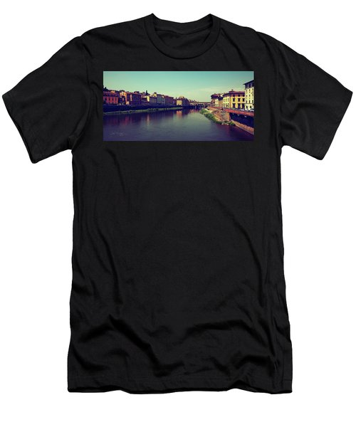 Firenze Men's T-Shirt (Slim Fit) by Joseph Westrupp