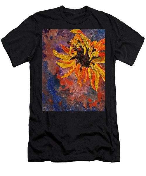 Firespace Flower  27 Men's T-Shirt (Athletic Fit)