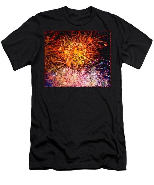 Fireworks 11 Men's T-Shirt (Athletic Fit)