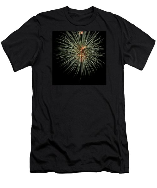 Fireworks 3 Men's T-Shirt (Athletic Fit)