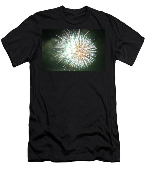 Fireworks In The Park 4 Men's T-Shirt (Athletic Fit)