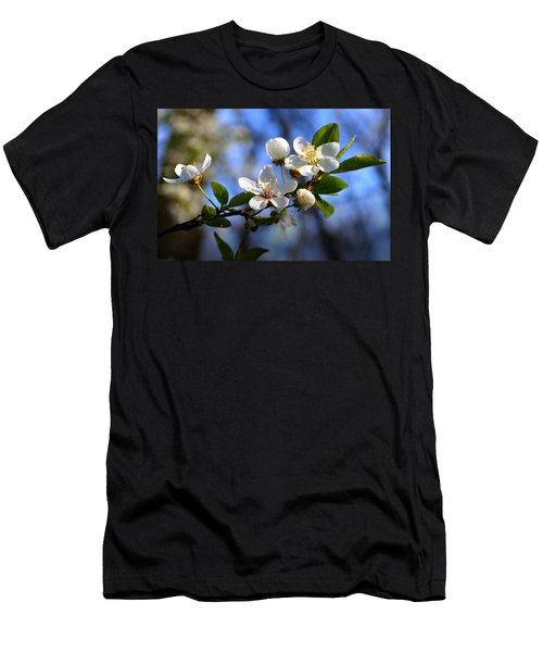 First Blossoms Men's T-Shirt (Athletic Fit)